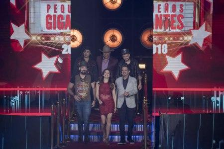 Pequeños Gigantes 2018: Así quedaron los 6 equipos