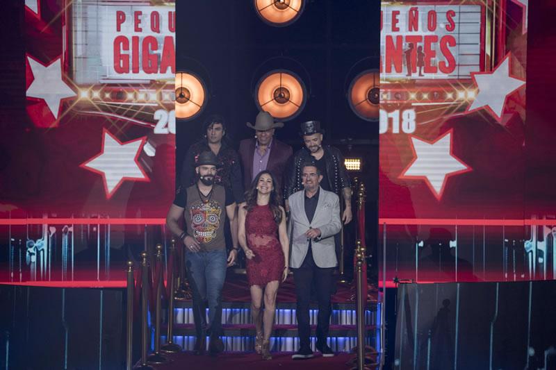 Pequeños Gigantes 2018: Así quedaron los 6 equipos - 3-jueces-pequencc83os-gigantes-pequenos-gigantes-2018