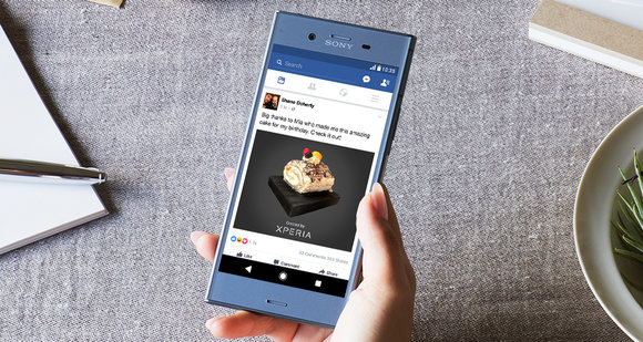 Xperia y Facebook hacen realidad las imágenes digitalizadas en 3D - 3d-xperia-y-facebook