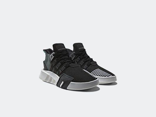 Adidas lanza los sneaker EQT BASK ADV para esta temporada - adidas-sneaker-eqt-bask-adv-negros