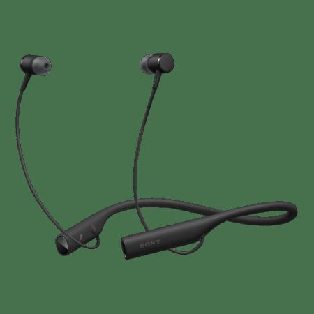 MWC 2018: Sony presenta los nuevos Xperia XZ2 y Xperia XZ2 Compact - bluetooth-headset_sbh90-black
