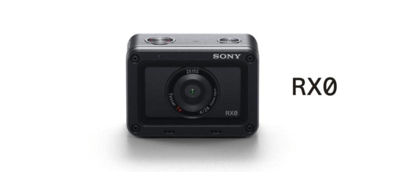 Sony presenta en México cuatro nuevas cámaras profesionales - camara-digital-ultracompacta-rx0-800x344
