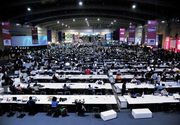Campus Party regresa a la Ciudad de México - campus-party-cdmx
