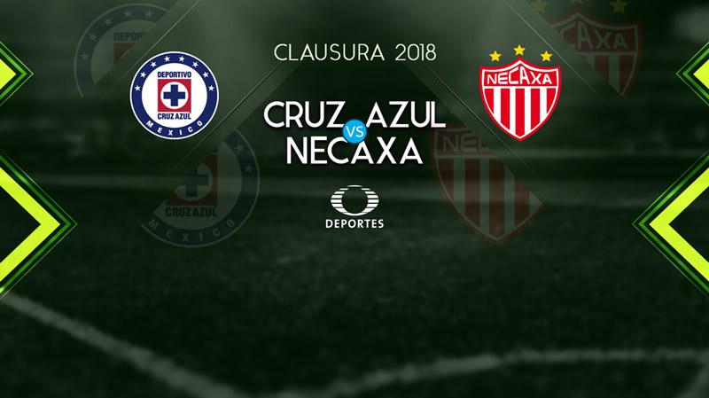 Cruz Azul vs Necaxa, J6 del Clausura 2018   Resultado: 0-2 - cruz-azul-vs-necaxa-j6-clausura-2018-tdn