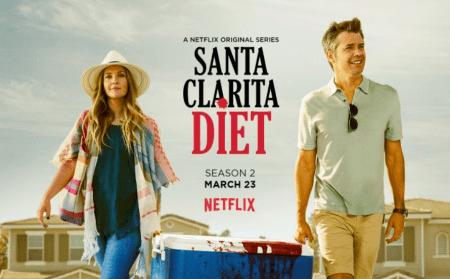 La segunda temporada de Santa Clarita Diet ya tiene fecha de lanzamiento