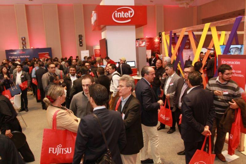 Fujitsu celebra su gran evento Fujitsu World Tour con éxito - fujitsu-world-tour-mexico-7-800x534