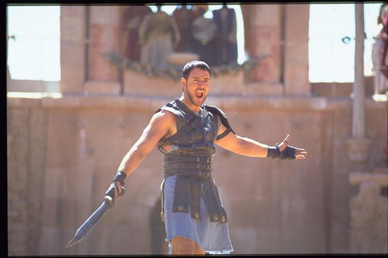 10 películas ganadoras del Oscar que puedes ver en Netflix - gladiador-02