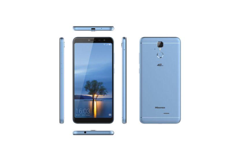 Hisense F24, nuevo smartphone de Hisense ¡conoce sus características! - hisense-f24-800x552