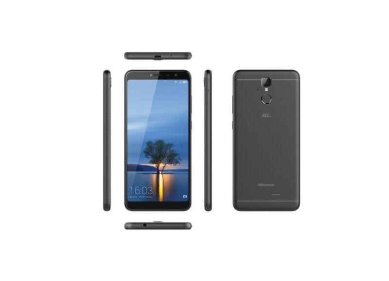Hisense F24, nuevo smartphone de Hisense ¡conoce sus características! - hisense-f24_smartphone-800x577
