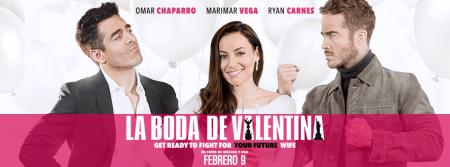 La Boda de Valentina se estrena en México el 9 de febrero