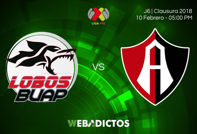lobos buap vs atlas clausura 2018 j6 Lobos BUAP vs Atlas, Jornada 6 Clausura 2018 | Resultado: 3 1
