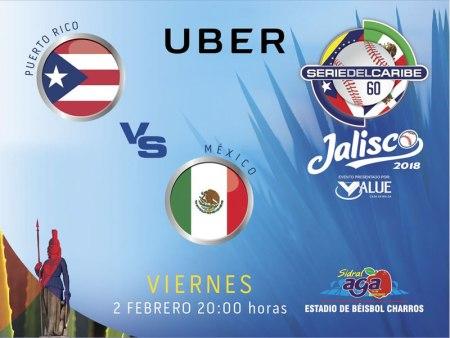 México vs Puerto Rico, Serie del Caribe 2018 | Resultado: 4-7