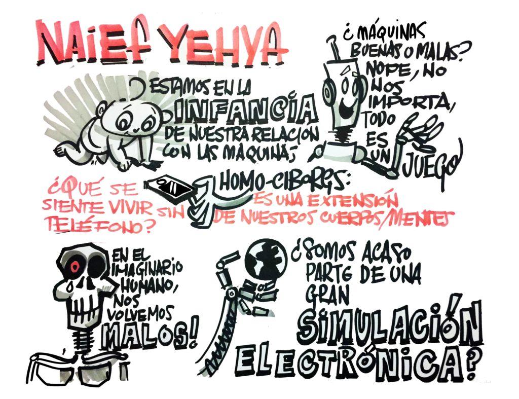 """""""Hay vida en marteS"""", charlas sobre cultura y tecnología por Fundación Telefónica - naief"""