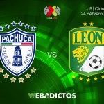 Pachuca vs León, Jornada 9 de Liga MX C2018 ¡En vivo por internet!