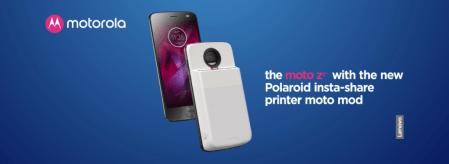 Polaroid Insta-Share Printer, nuevo Moto Mod ¡Ya disponible en México!