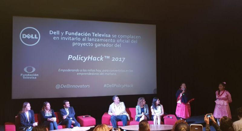 Dell PolicyHack, impulsa a los jóvenes mexicanos a convertirse en empresarios - policyhack-800x434