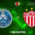 Partido Puebla vs Necaxa este 23 de febrero ¡En vivo por internet!