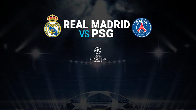 Real Madrid vs PSG, Octavos de Champions 2018 | Resultado: 3-1 - real-madrid-vs-paris-saint-germain-champions-2018