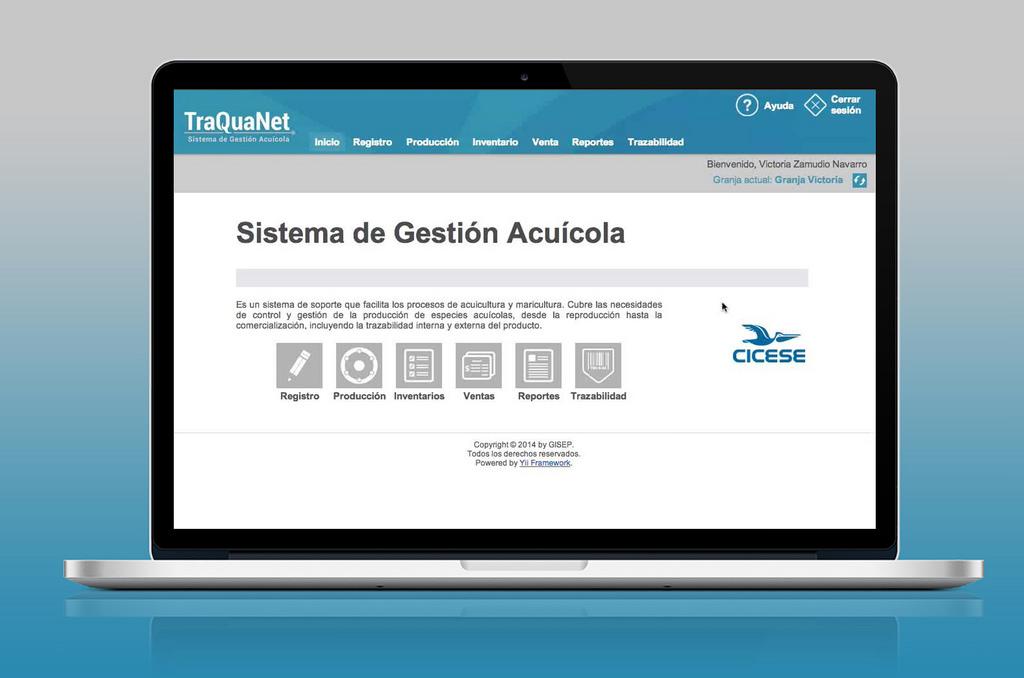 software traquanet 1 Diseñan científicos mexicanos software que incrementa producción acuícola en granjas