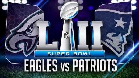 Patriots vs Eagles: Super Bowl 2018, 4 de febrero   Resultado: 33-41
