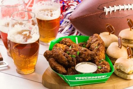 Súper Bowl y cerveza una excelente combinación; te decimos el maridaje perfecto