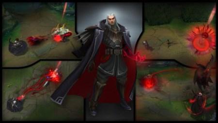 Actualización de Swain, el gran General Noxiano ¡ya disponible!