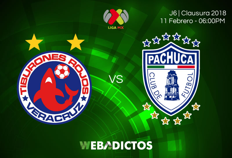 veracruz vs pachuca clausura 2018 j6 Veracruz vs Pachuca, Jornada 6 del Clausura 2018 | Resultado: 0 1