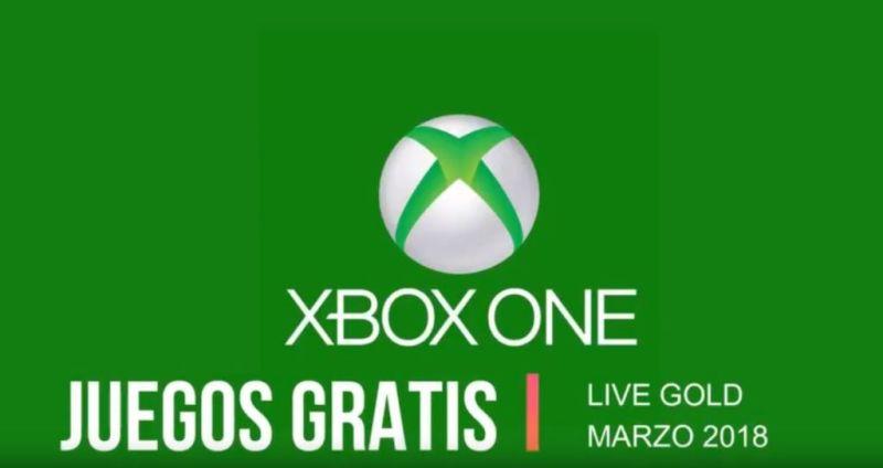 Estos son los Juegos Gratis para la Xbox en Marzo de 2018 Game With Gold - xbox-one-green-800x424