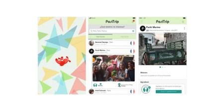 La app donde sólo puedes dejar comentarios positivos de tus viajes