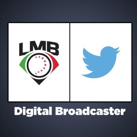 Partidos de la Liga Mexicana de Béisbol se transmitirán en vivo por Twitter