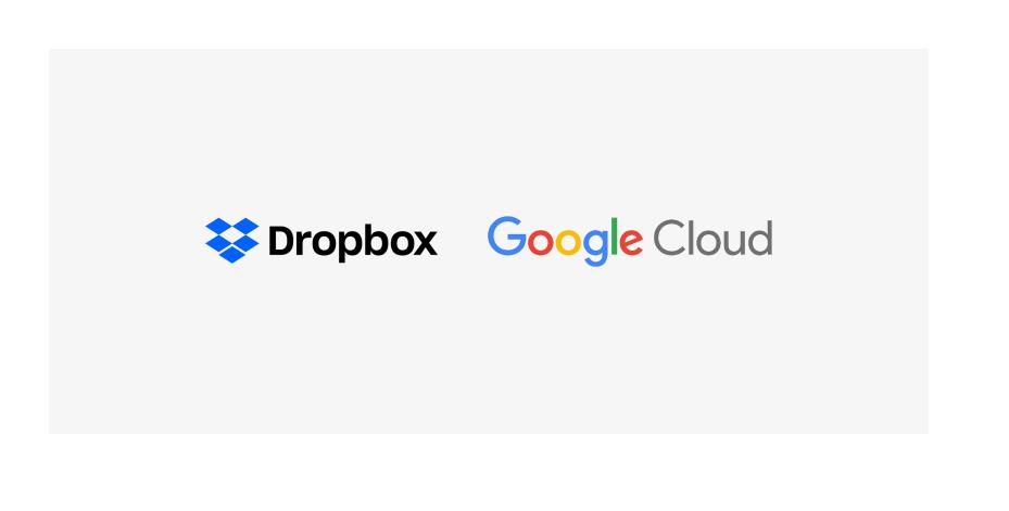 Dropbox y Google anuncian la integración multiplataforma de sus servicios empresariales - dropbox-google-cloud-alliance