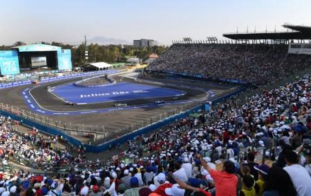 Formula E dona 1.2 mdp para la reconstrucción de la Ciudad de México