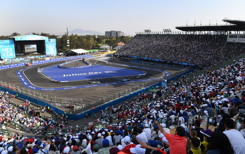 Formula E dona 1.2 mdp para la reconstrucción de la Ciudad de México - formula-e-cdmx_1-800x504