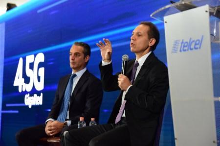 Telcel presenta la GigaRed 4.5G en México