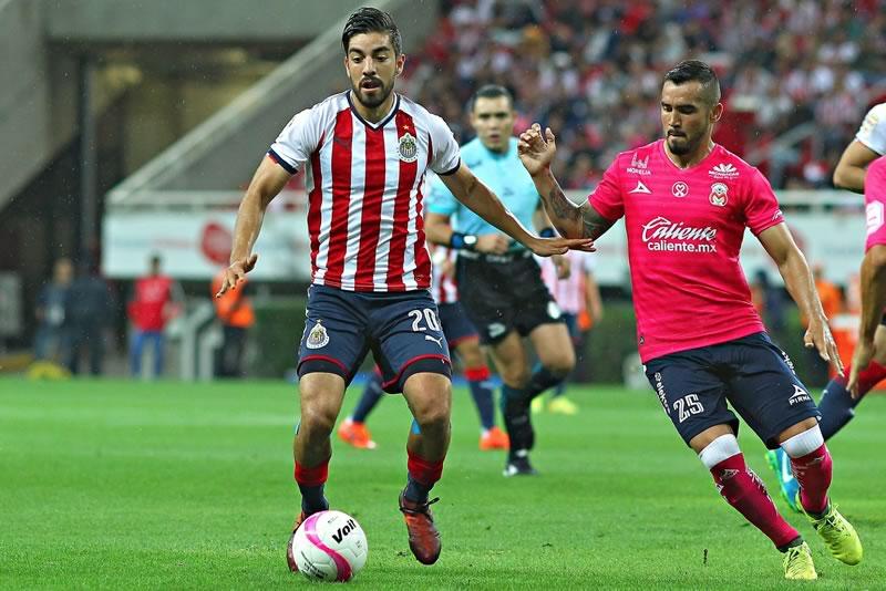 A qué hora juega Chivas vs Morelia este 30 de marzo y en qué canal verlo - hora-chivas-vs-morelia-30-marzo-c2018