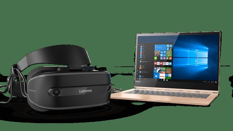 lenovo explorer 1 800x450 Visor Lenovo Explorer, la nueva experiencia de realidad mixta llega a México