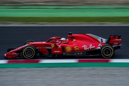 Lenovo comienza una asociación con Scuderia Ferrari en Melbourne