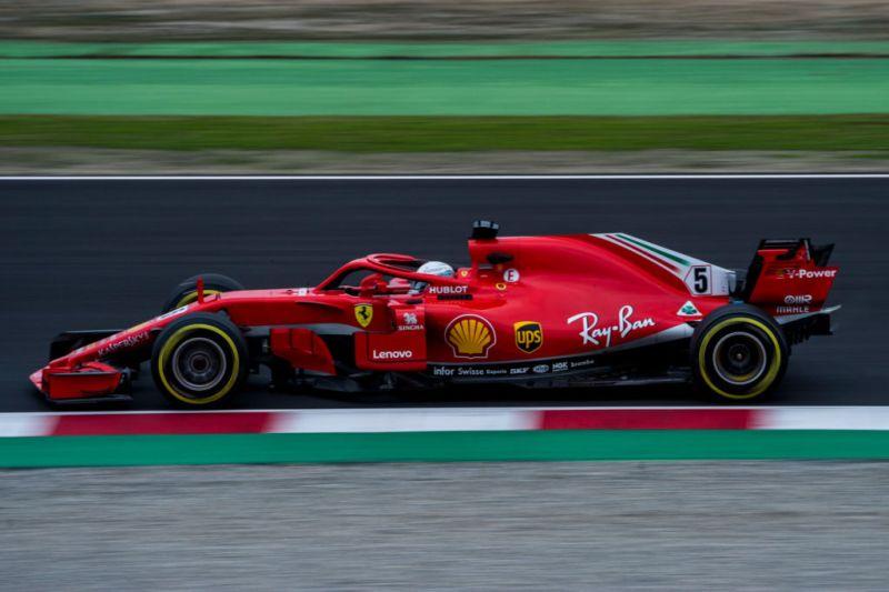 Lenovo comienza una asociación con Scuderia Ferrari en Melbourne - lenovo_scuderia-ferrari_2018-800x533