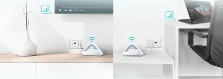 ASUS lanza Lyra Trio, sistema de wifi de tres núcleos y tres concentradores