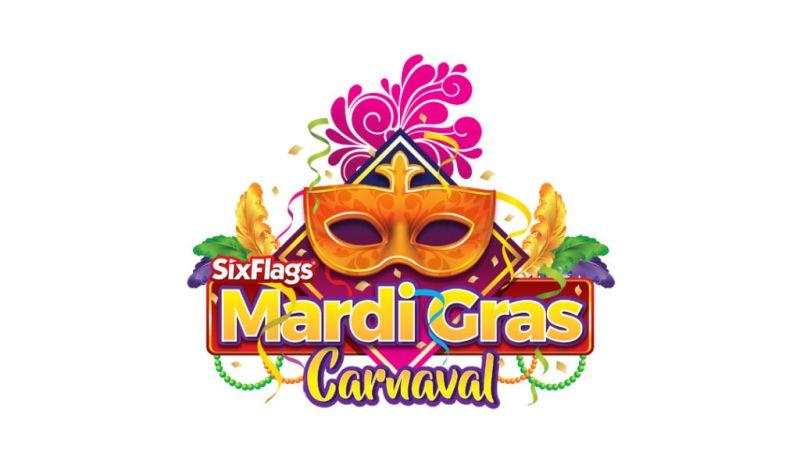 Mardi Gras Carnaval llega a Six Flags México del del 9 de marzo al 13 de Mayo - mardi-gras-800x473