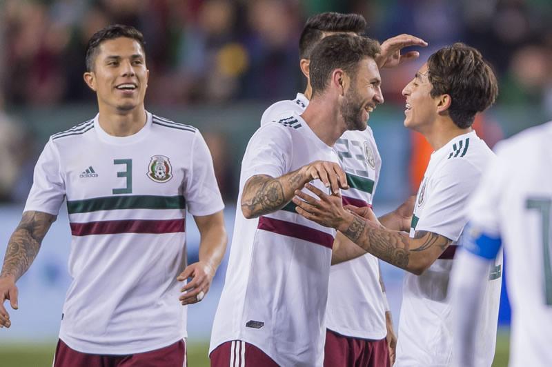 México vs Croacia 2018, partido amistoso | Resultado: 0-1 - mexico-vs-croacia-2018-amistoso