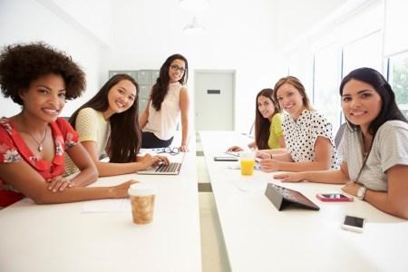 Las mujeres están rompiendo la brecha tecnológica