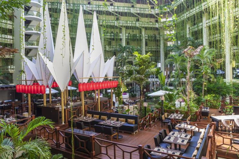 Recomendaciones para comer al aire libre - paradisus-by-melia-cancun-800x533