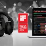 Pioneer DJ galardonado en los iF Design Awards 2018