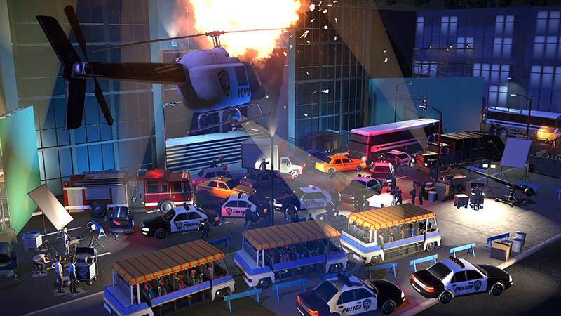 Conviértete en un director de cine con el nuevo DLC de Planet Coaster: Studios Pack - planet-coaster-studios-pack-800x450