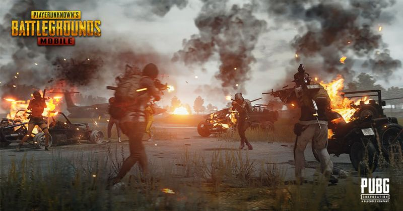 PlayerUnknown's Battlegrounds ¡ya disponible en Móvil! - playerunknowns-battlegrounds_3_movil-800x419