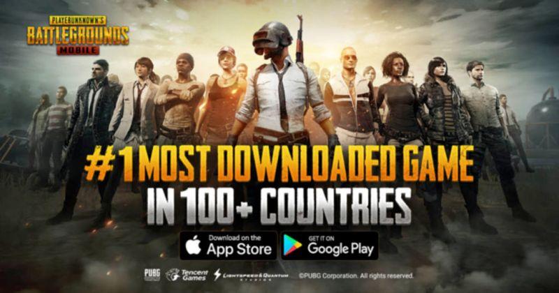 Ocupa el #1 PlayerUnkown's Battlegrounds Mobile en 100 Países - playerunkowns-battlegrounds-mobile_1-800x420
