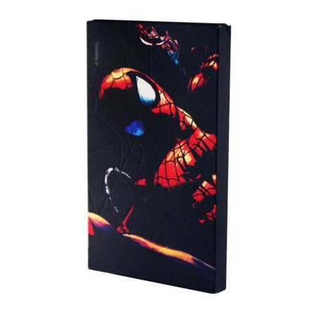 Ginga lanza powerbanks ultra delgadas de Spider-Man - powerbank-3600-mha-spiderman-sp17pbk302