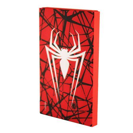 Ginga lanza powerbanks ultra delgadas de Spider Man