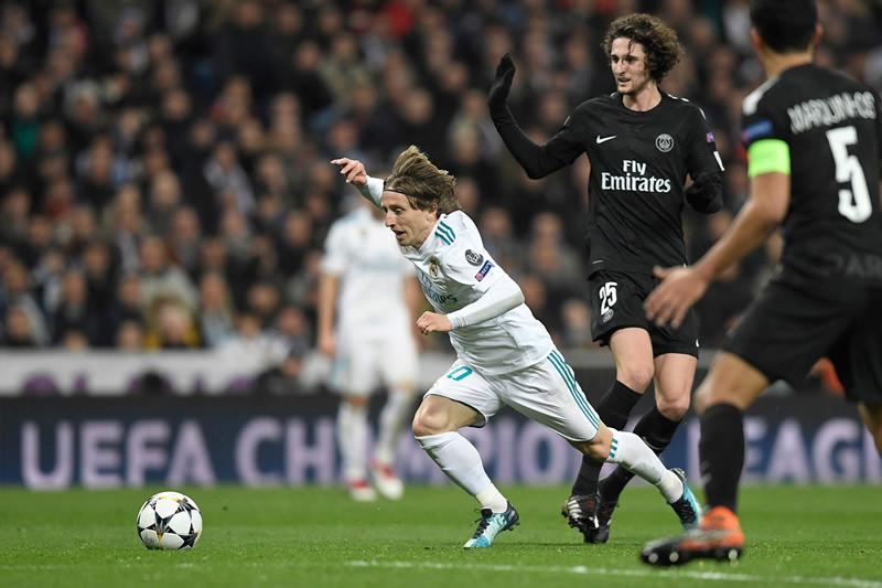 PSG vs Real Madrid, Octavos de Champions 2018 ¡En vivo por internet! - psg-vs-real-madrid-champions-2018